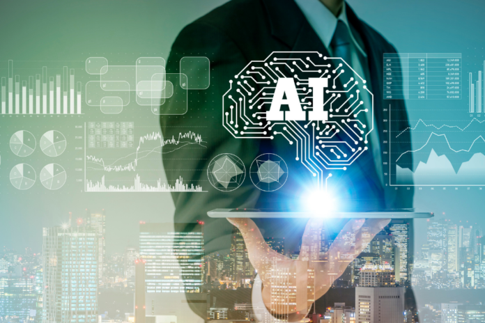 role of AI & social media marketer